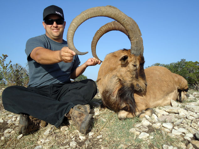 Exotic Game Hunting In Texas With Desert Safaris